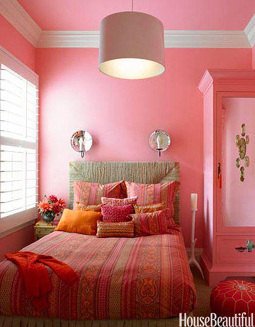 7 Pretty In Pink Habitaciones