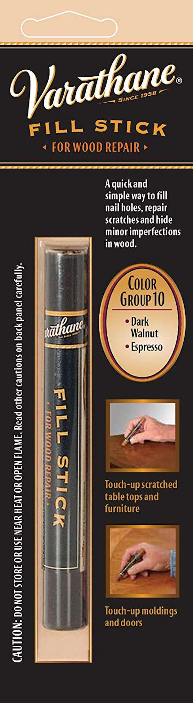 Rust-Oleum Varathane Fill Stick for Wood Repair