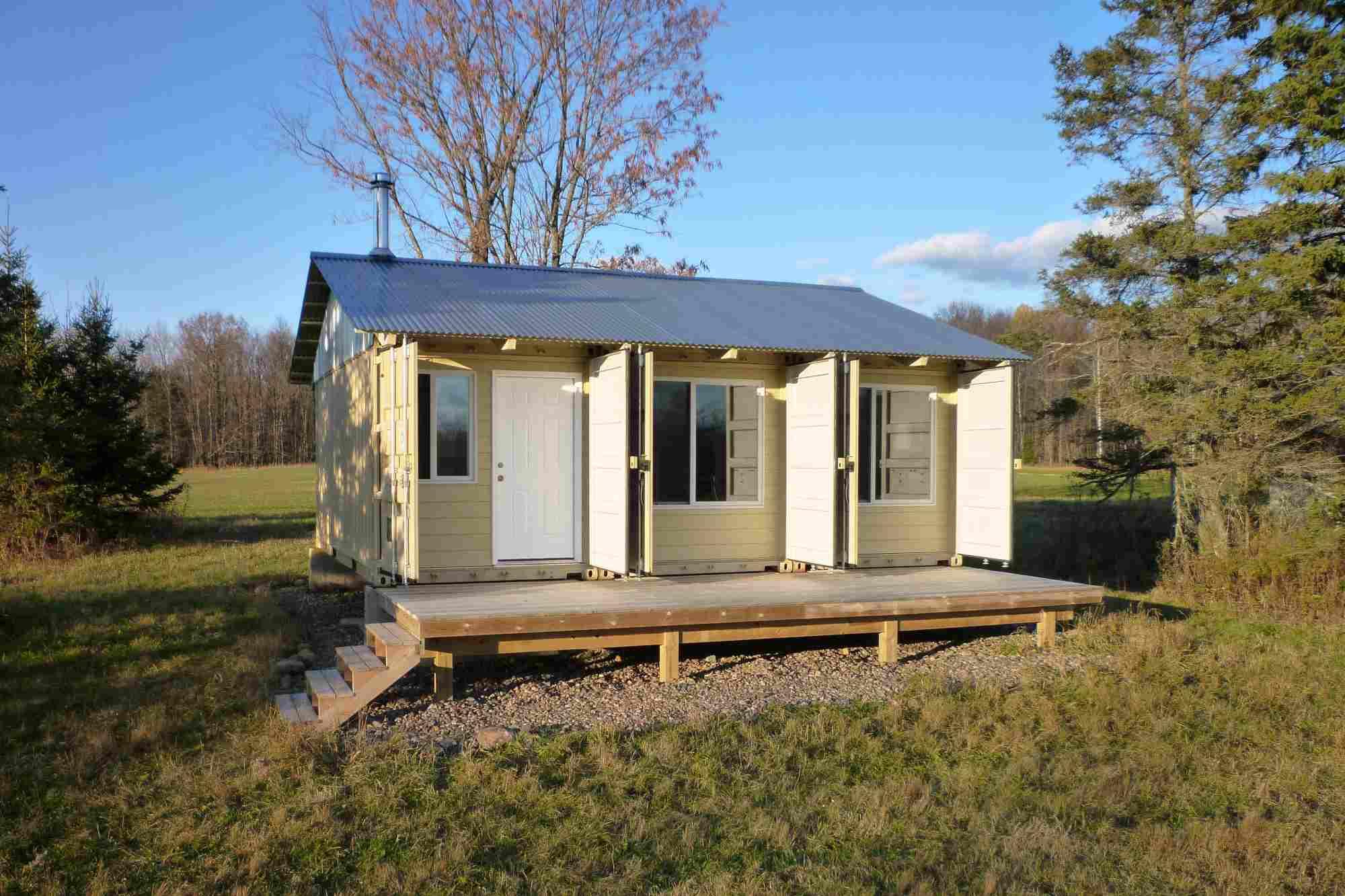 Tin Can Cabin