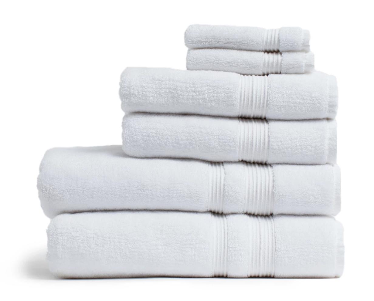 Parachute White Towels