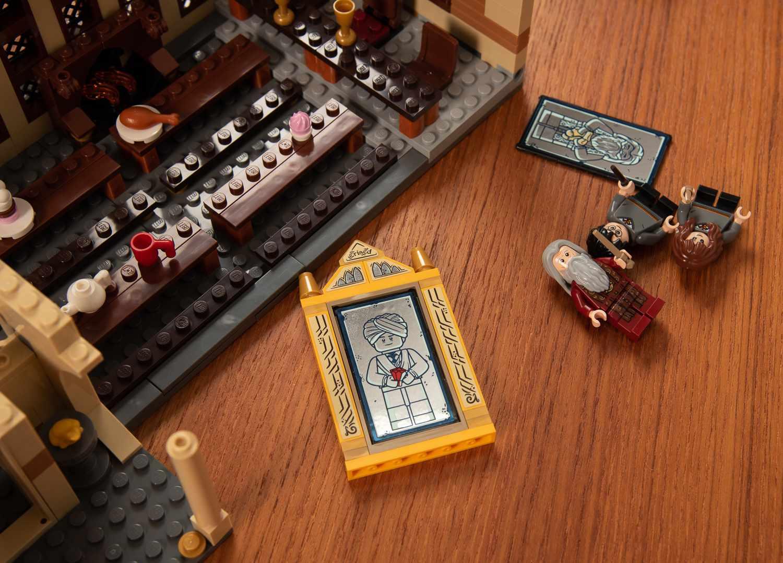 LEGO Harry Potter details