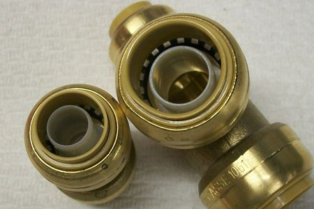 All About Push Fit Plumbing Fittings And How They Work