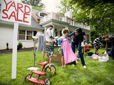 Central Pennsylvania's 100 Mile Yard Sale in July