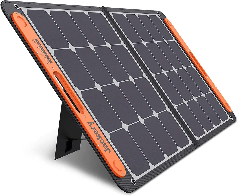 Jackery SolarSaga Portable 100W Solar Panel