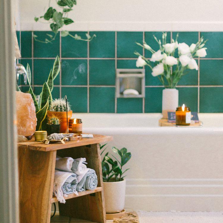 Towel display ideas