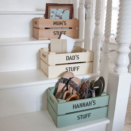 40 Ways To Decorate With Wooden Crates New How To Decorate Wooden Boxes