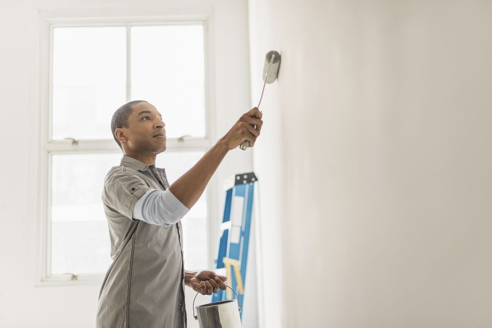 Painting with One-Coat Paint?
