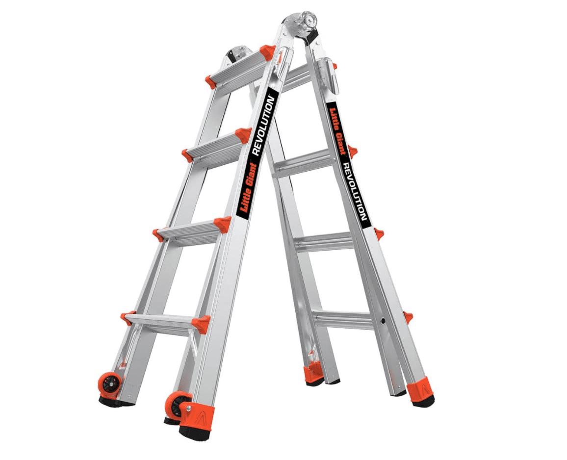 Little Giant 15' Aluminum Multi-Use Ladder, Type IA