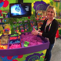 Wackytivities Kinetic Sand & Keri Wilmot