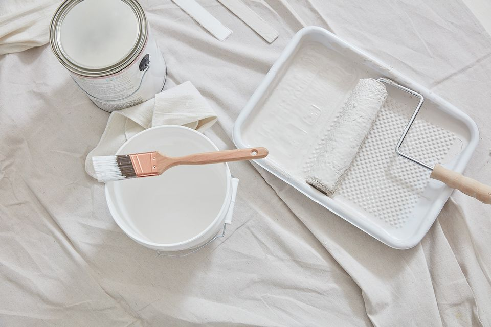 Wall painting supplies