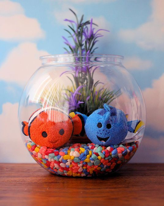 Finding Nemo Disney Nursery Decor