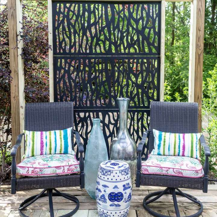 10 Diy Privacy Screen Plans, Outdoor Privacy Screens For Patios