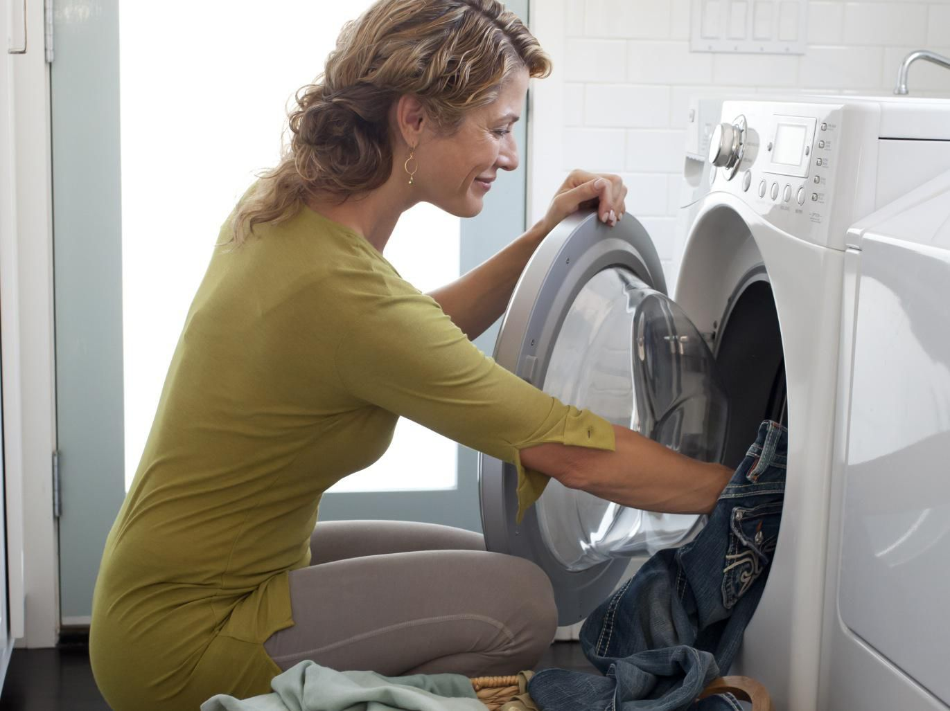 Front Load Washers Save Water