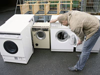 Recycle Washers and Dryers