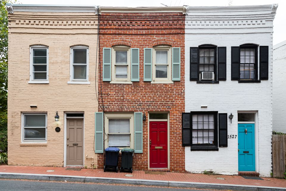 What is a rowhouse?