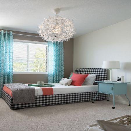 dream room furniture. Turquoise, Orange, Black And White Bedroom. Dream Room Furniture M