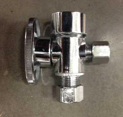 Types Of Under Sink Shut Off Valves