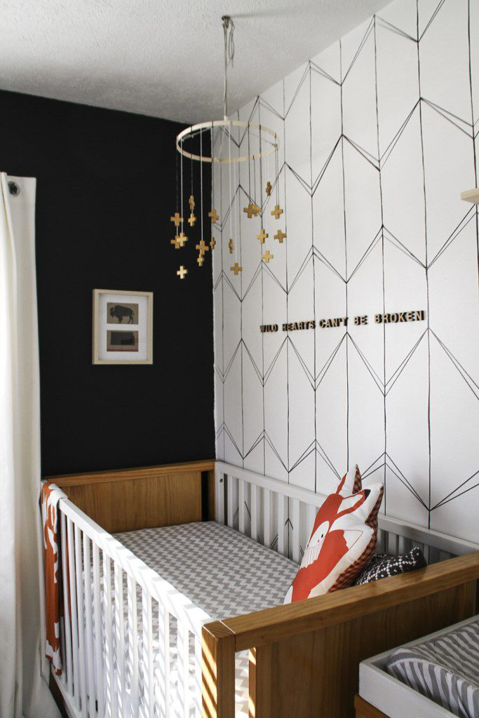 5 Beautiful Accent Wall Ideas To Spruce Up Your Home: 17 Smart Ideas For Children's Bedrooms