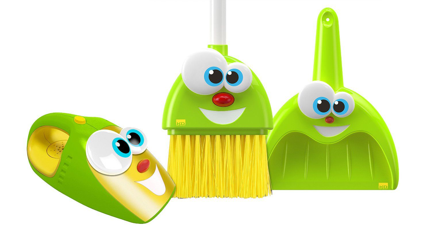 Top 6 Cleaning Toy Sets For Children