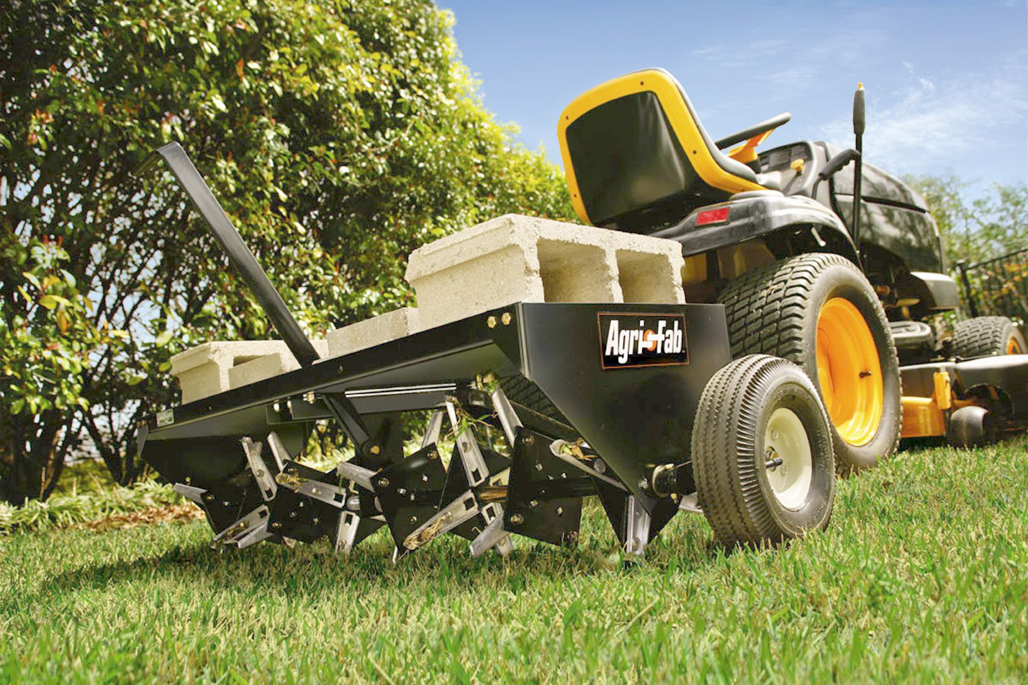 Lawn Aeration Is An Important But Often Overlooked Practice