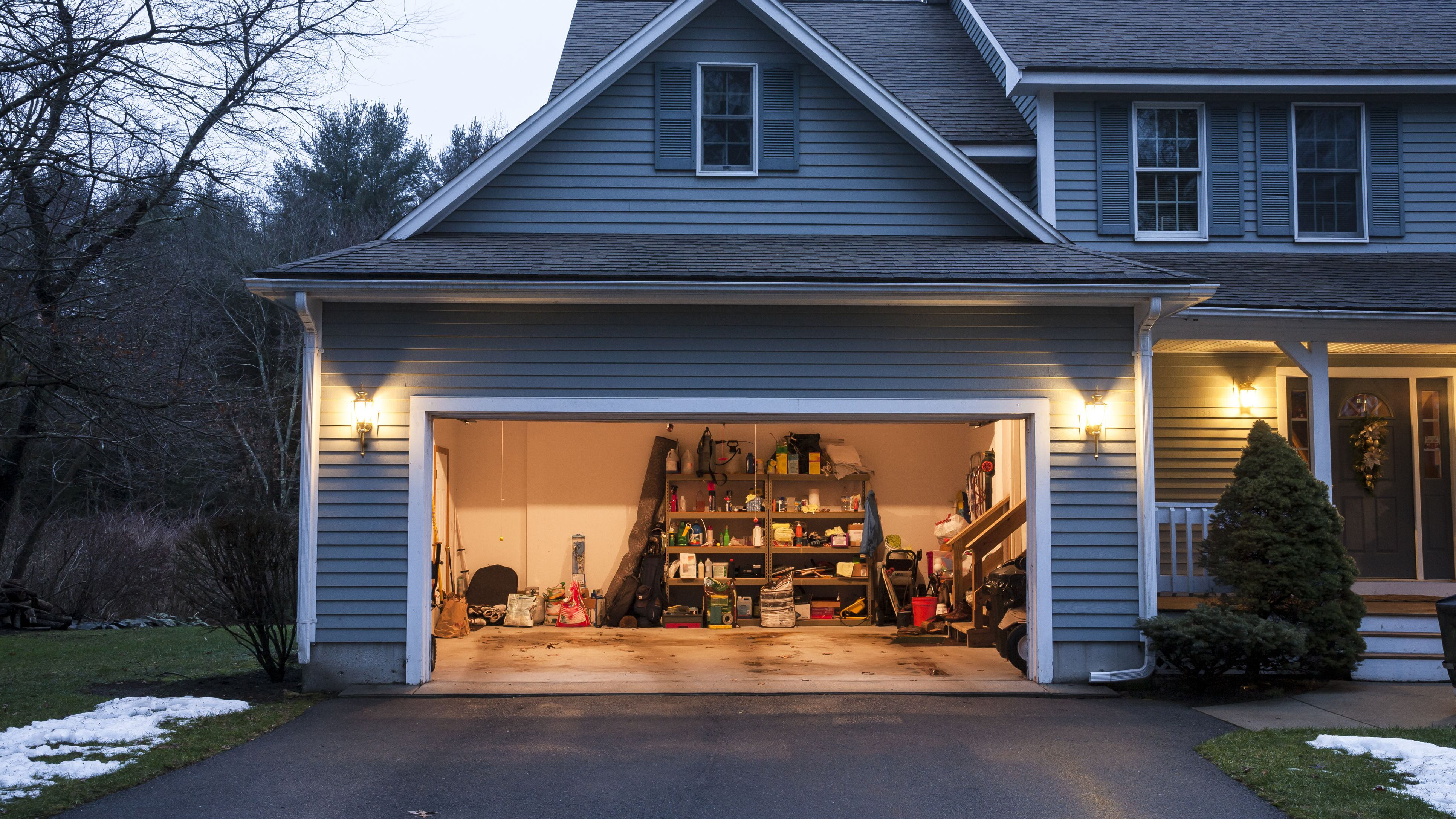 Upgrade Your Home With A Garage Door With Windows