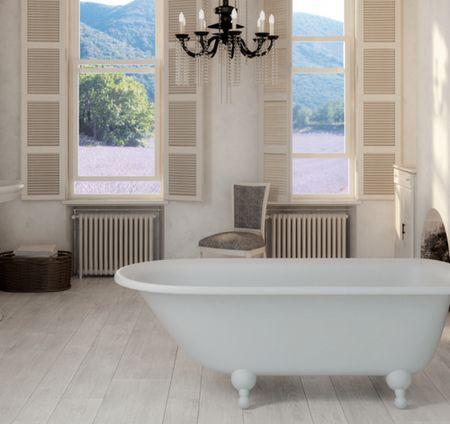 6x6 Tile Bathroom Floor