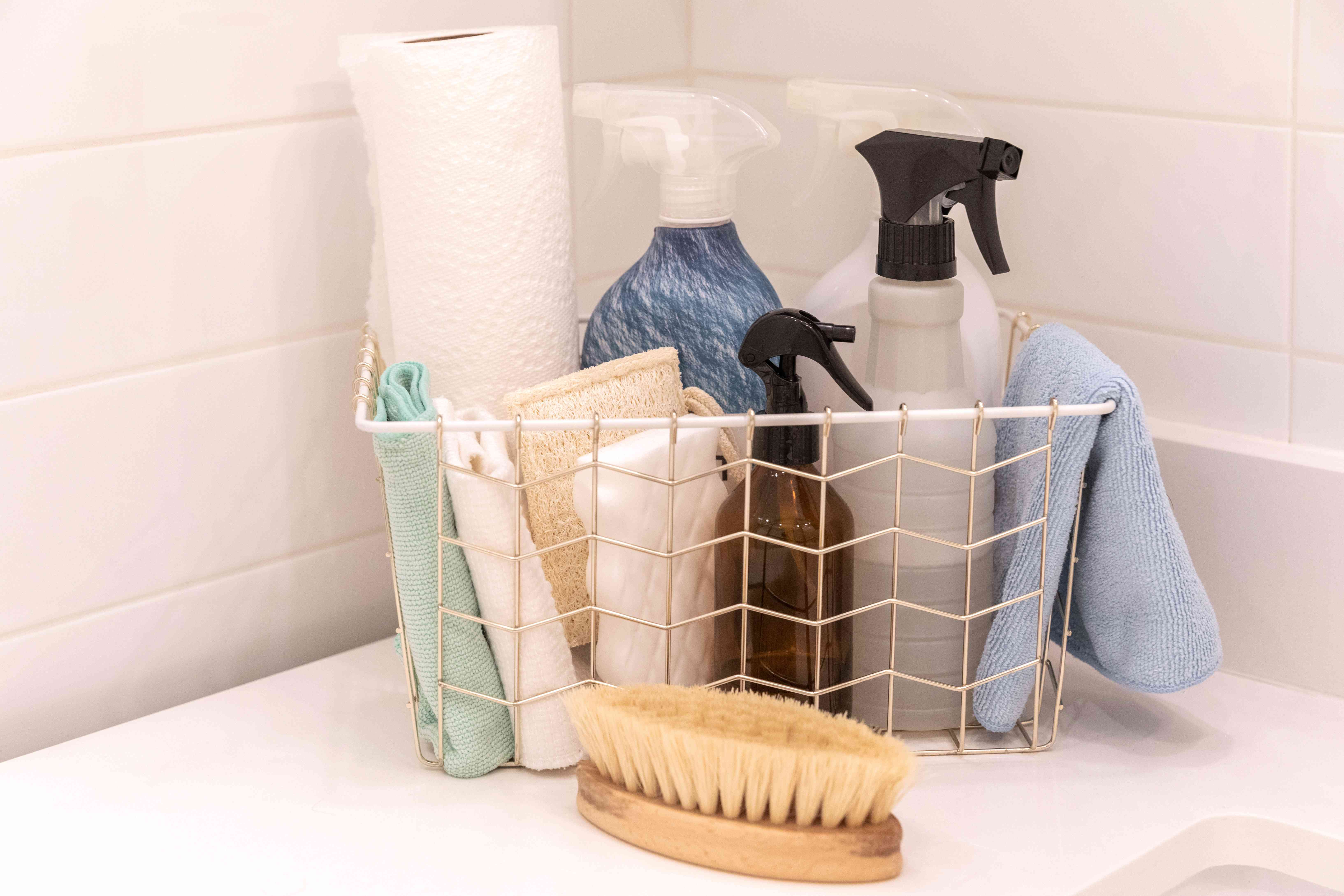 tools to maintain your bathroom