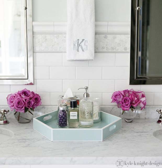 17 bathrooms trays to try - Bathroom Tray