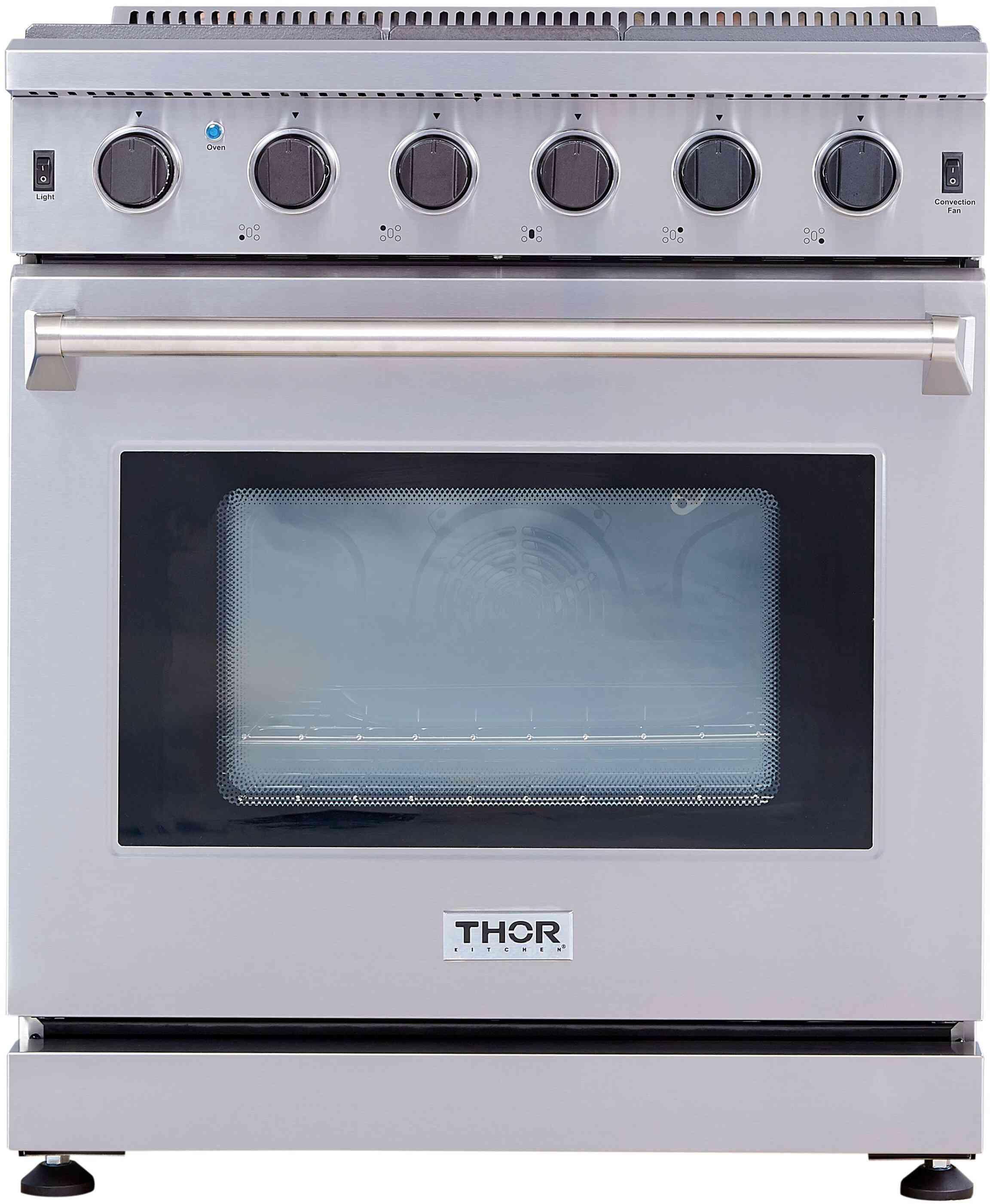 Thor Kitchen 30-Inch Freestanding Range