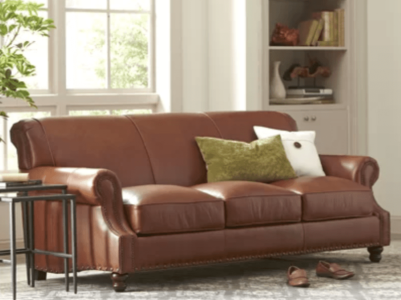 Fabulous The 7 Best Leather Sofas Of 2019 Ibusinesslaw Wood Chair Design Ideas Ibusinesslaworg