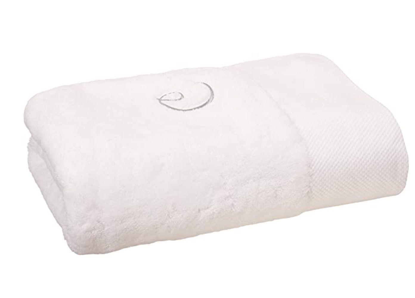 Calla Angel Superior 1000 Gram Egyptian Cotton Oversize 63 x 31 Bath Towel