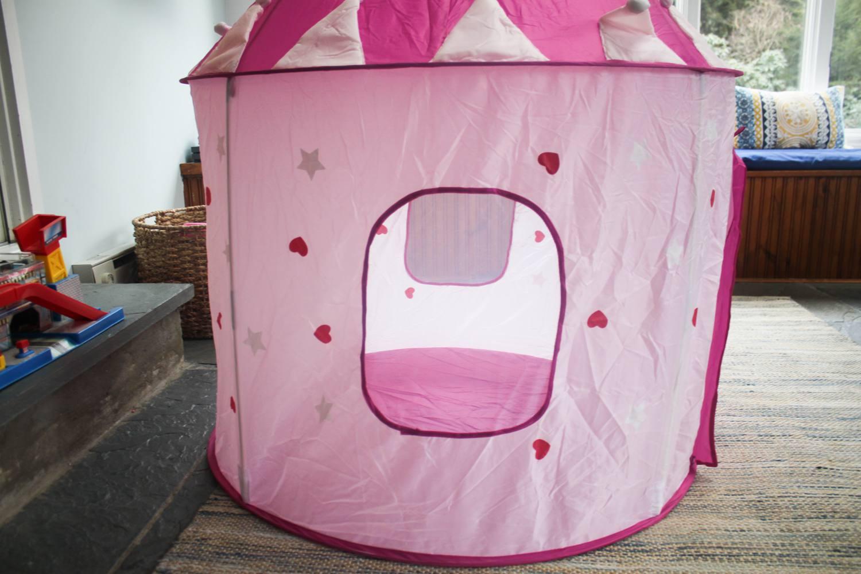 FoxPrint Tent