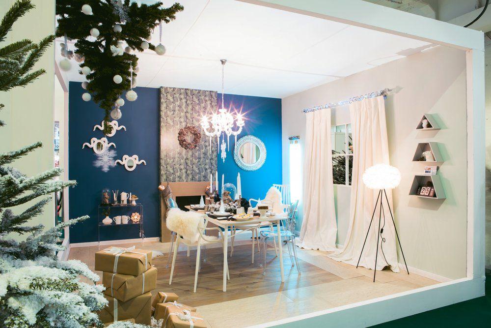 Idea Home Show London Upside Down Christmas Tree