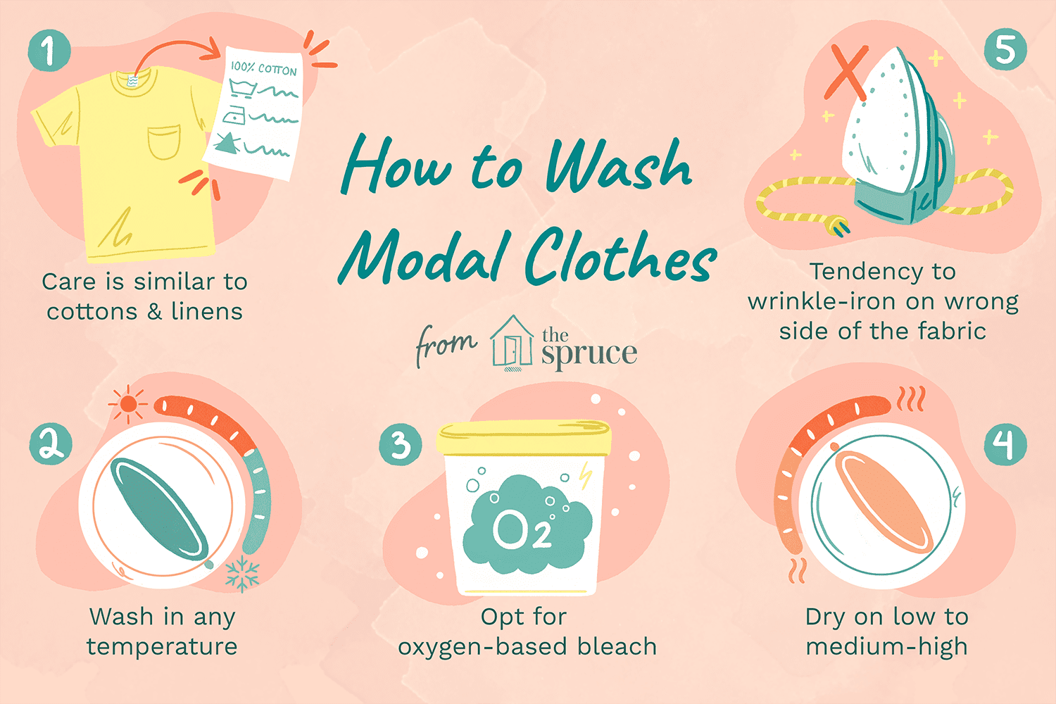How To Wash Modal Clothes