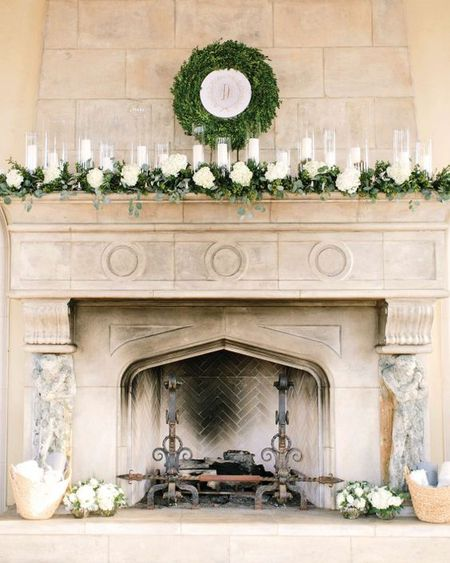 Mantel Decoration
