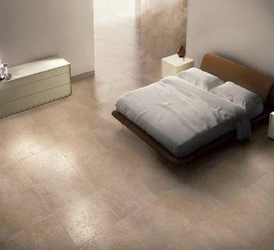 Tile in Bedroom