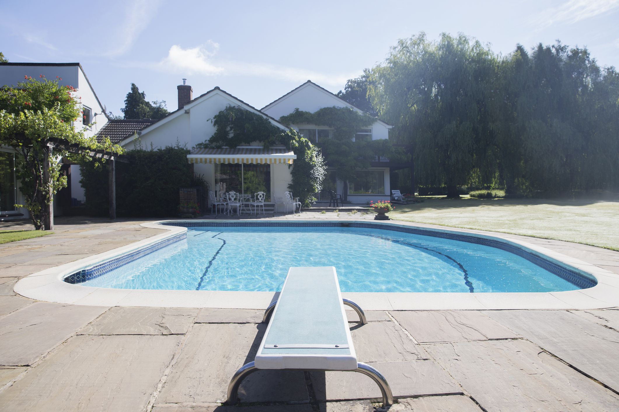 Swimming Pools, Hot Tubs and Electrical Safety