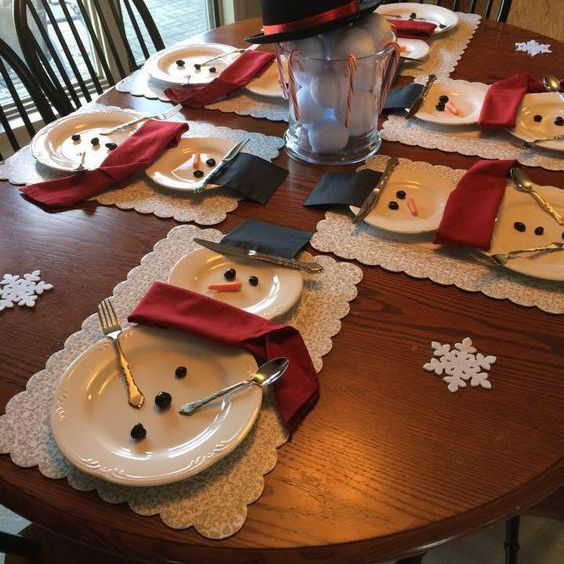 Christmas Table Decorations You Can Make  from www.thespruce.com
