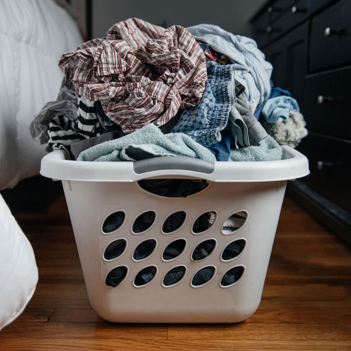 9 Organizational Hacks To Stay On Top Of Laundry