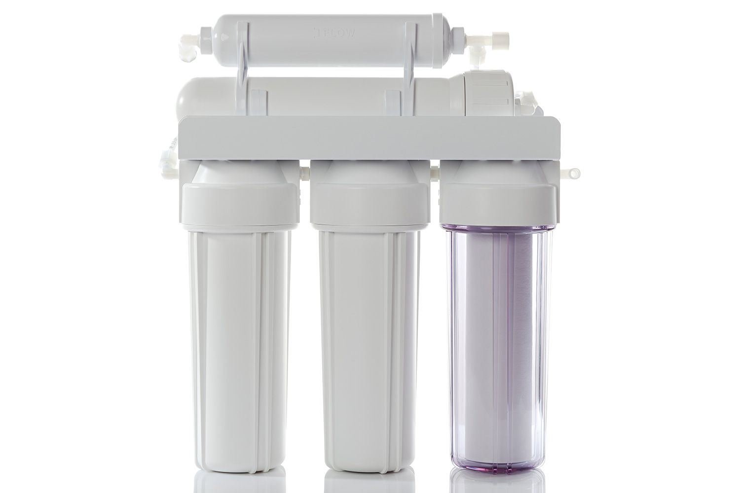 Installing a Reverse Osmosis Water Filtration System