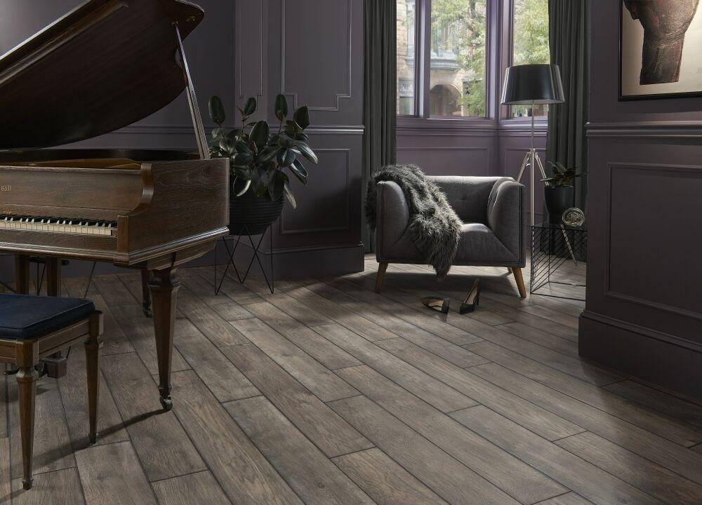 vinyl plank wood
