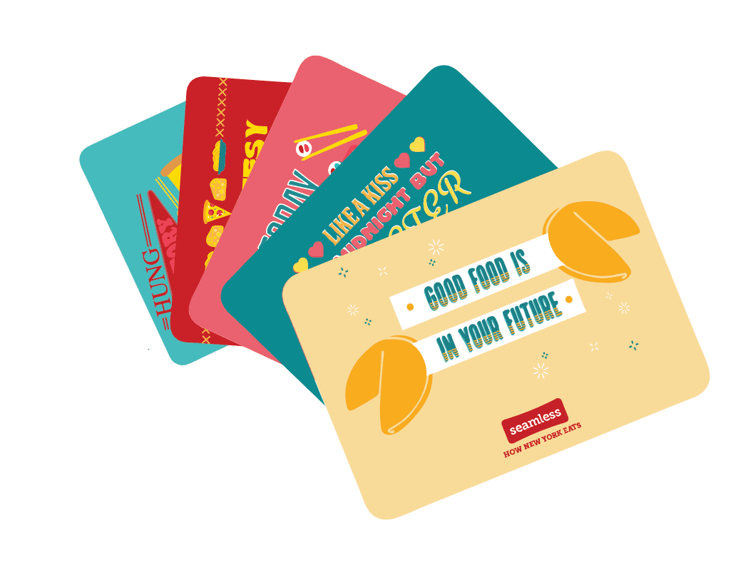 Seamless Gift Card