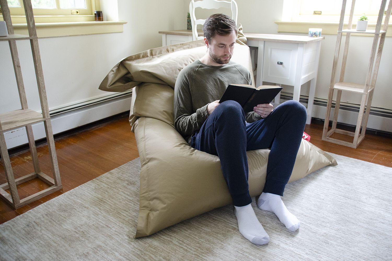 Fatboy Original Bean Bag Chair Review Durability Over Comfortability