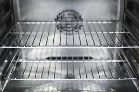 Ovens Without Visible Bottom Elements