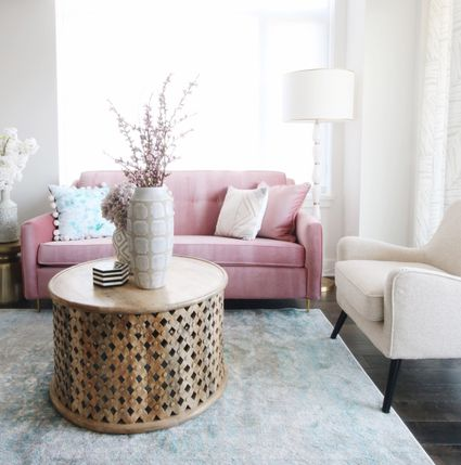 House Tour: A Colorful Family Home In North Carolina