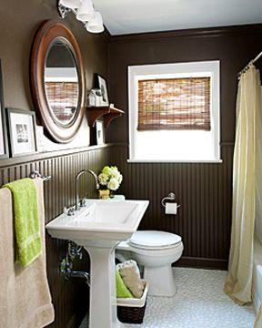Small Bathroom Photos and Ideas