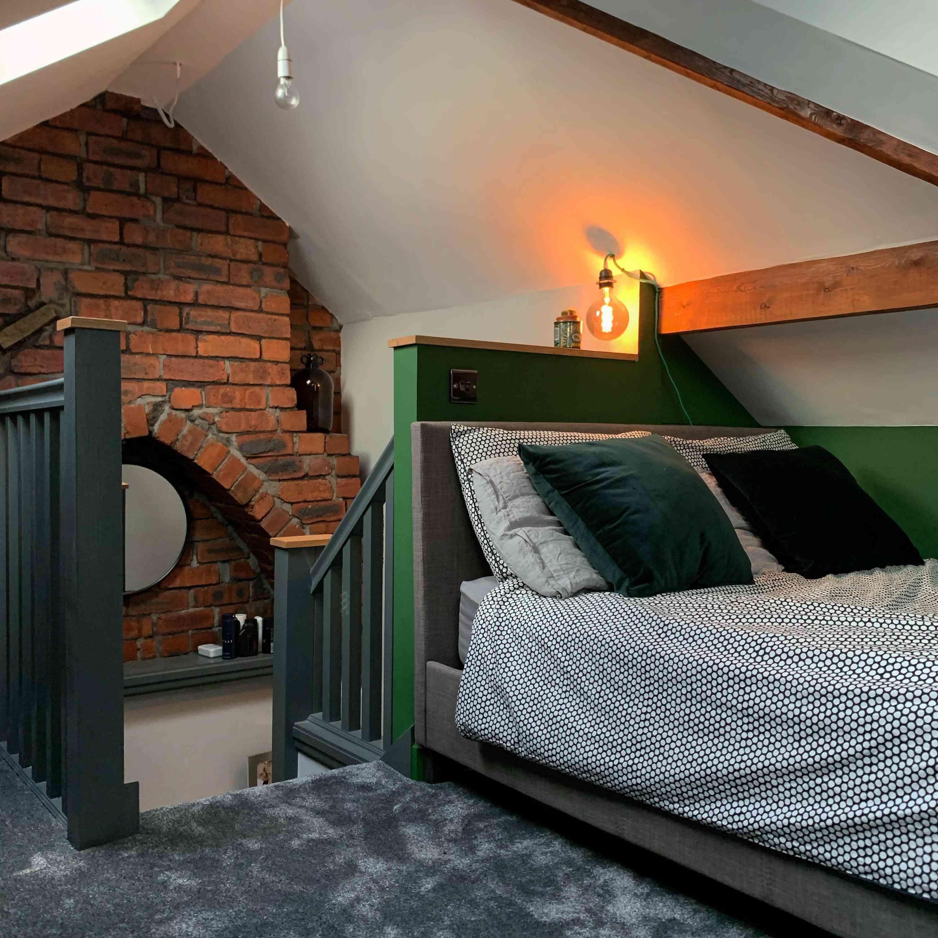 Leanne Baud cabin decor