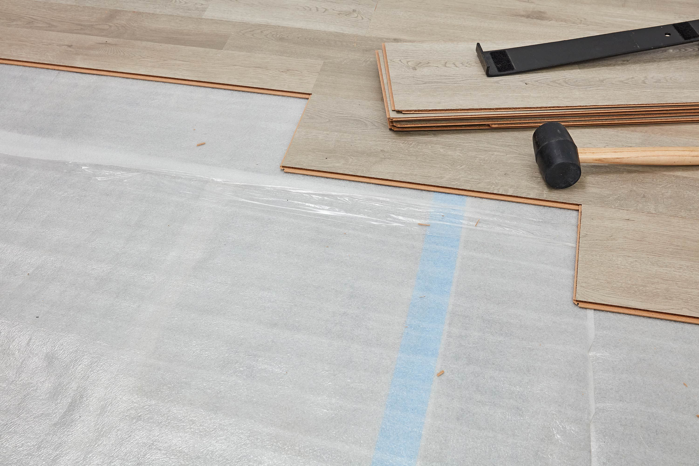 Flooring Underlayment The Basics