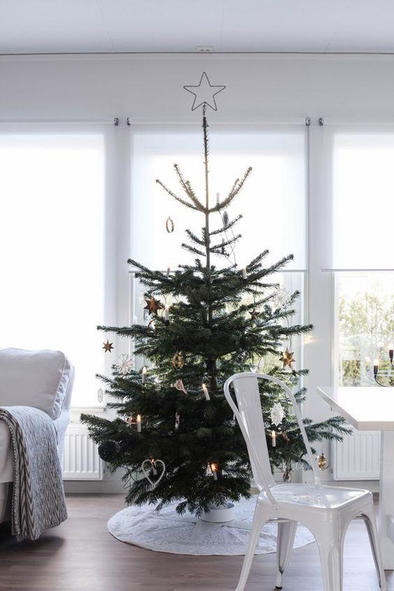 Sparse Christmas Tree Artificial.12 Scandinavian Christmas Trees