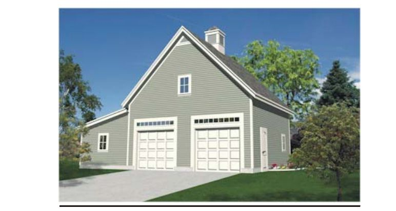 Plans For Building A Garage | 9 Free Plans For Building A Garage